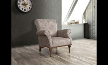 כורסא בסגנון קלאסי דגם אמורה