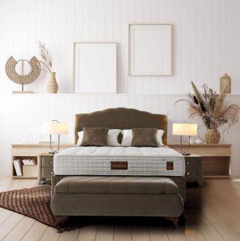 מיטה זוגית דגם קורדובה