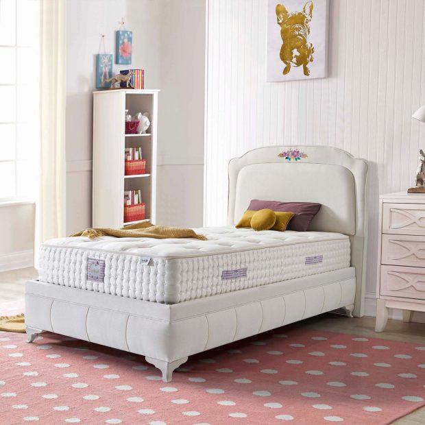 מיטת ילדים עם ארגז מצעים דגם דידים