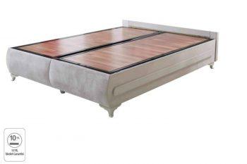 מיטה עם ארגז אחסון - פרימיום
