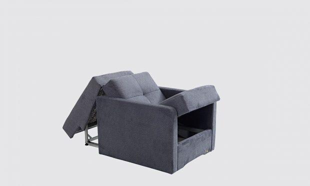 כורסא נפתחת למיטה דגם הולידיי