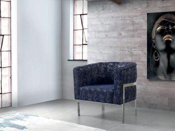 כורסא מרופדת ארטה - פולרם