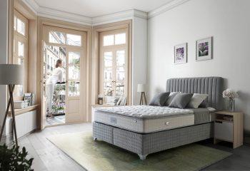 מיטה מעוצבת עם ארגז מצעים פנדורה