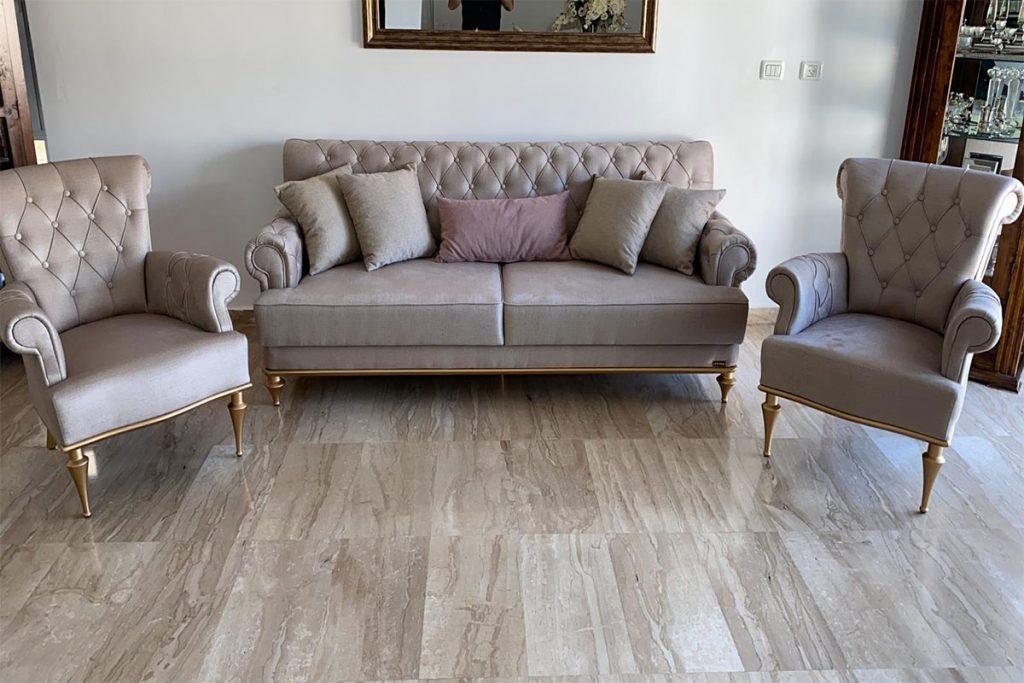 רהיטי פולרם - מערכת ישיבה