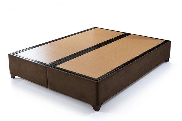 בסיס מיטה עם ארגז מצעים