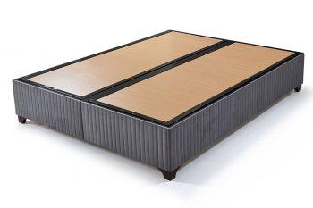 בסיס מיטה עם ארגז מצעים פלטו