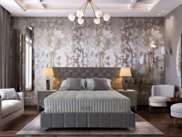 מיטה עם ארגז מצעים דגם איריס